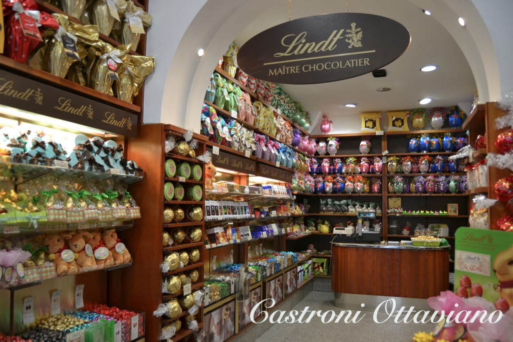 Castroni-Ottaviano-Lindt